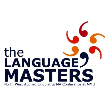 The Language Masters - The North West Applied Linguistics MA Conference at MMU logo